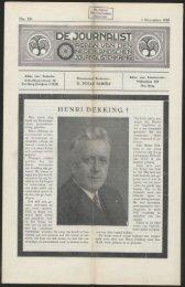 HENRI DEKKING, f