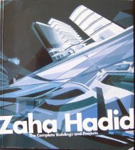 Page 1 Page 2 Zahn Hudicl ' The Complete Buildings and Pro|ects ...