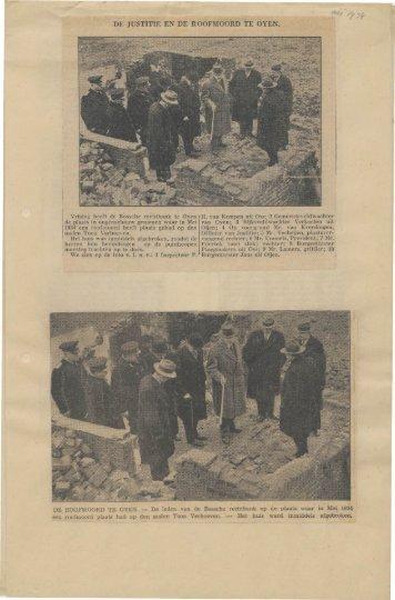 Overval op de gebroeders Verhoeven te Oijen 1932-1935