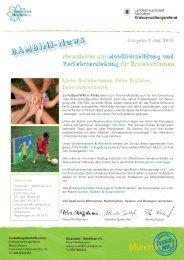 BAMBINI-News 03, Ausgabe Juni 2010 - Mobilspiel eV