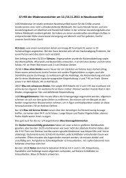 Bericht HSS 2011 Neudrossenfeld