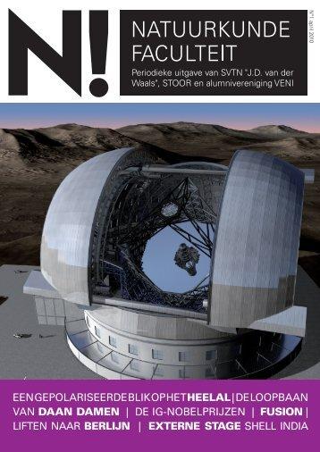 N! 1-1 in pdf formaat, formaat 40 - faculteit Technische Natuurkunde ...