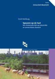 Speuren op de tast - Maastricht University