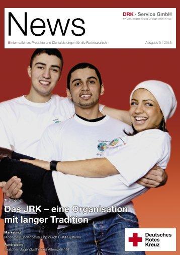 News - Ausgabe 01-2013 - DRK-Service GmbH