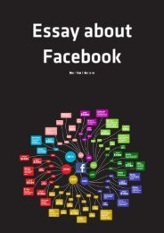 Download het essay over Facebook. - Tim-Schnitzler