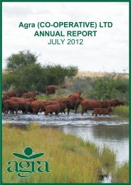 Complete 2012 Annual Report - Agra