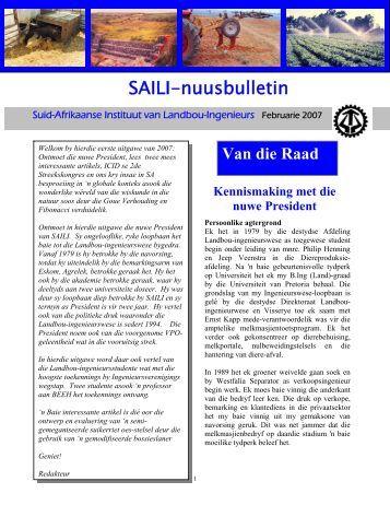 Februarie 2007 - Afrikaans