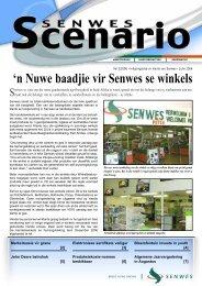 'n Nuwe baadjie vir Senwes se winkels