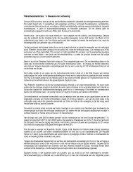Wêreldvoedselkrisis: 'n Kwessie van oorlewing - Agra