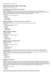 Onderzoeksprojecten (160 - 170 van 192)