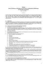 Satzung über die Erhebung von Beiträgen nach § 8 KAG für ...