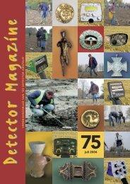 Detector Magazine 75 - De Detector Amateur
