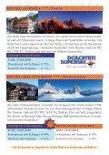 Schiwochen Dolomiten ~ Wellness ~ Kultur - Page 4