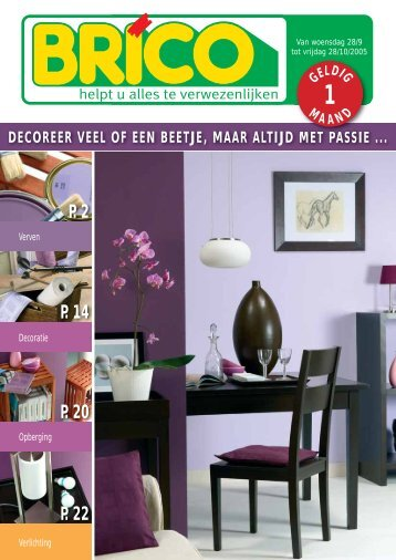 Brico Magazines