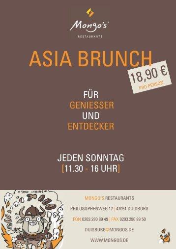 Asiabrunch Duisburg(04.11.11)...