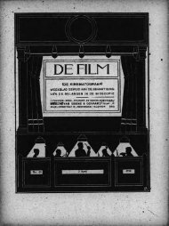 (DE KINEMATOGRAAF) - Zoek direct in de EYE-bibliotheek