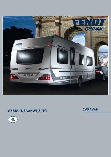 GEBRUIKSAANWIJZING CARAVAN NL - MyFendt