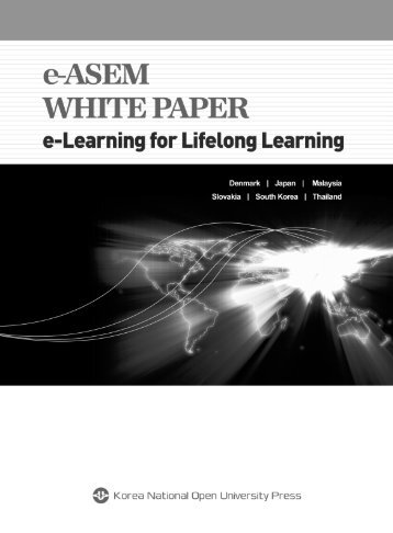 e-Learning for Lifelong Learning in Denmark