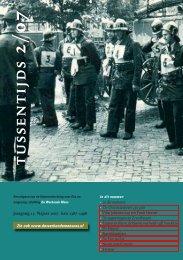 PDF Tussentijds 2007/2 - Stichting De Werkende Mens