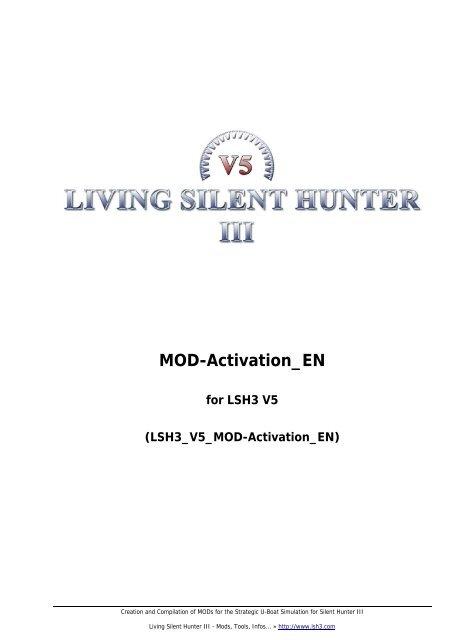 silent hunter mods