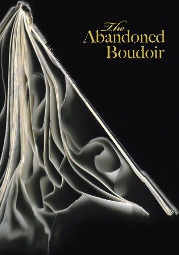 Camera Lucida - The Abandoned Boudoir