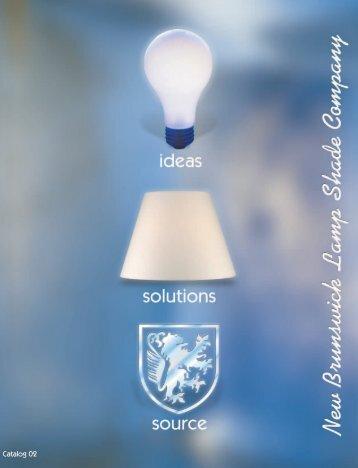 NBLS Web Catalog 02 - New Brunswick Lamp Shade