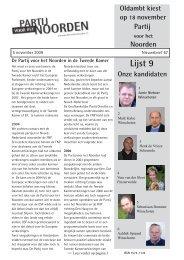 Klik hier om de PDF in een externe - Partij voor het Noorden