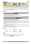 IAME X30 Senioren 2013 - ADAC Mittelrhein eV - Page 2
