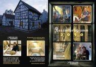 Gesamtprogramm 2 0 1 0 - Historische Wassermühle Birgel