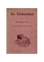 De Kinkenduut - Cubra