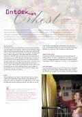 Ontdek het orkest Fruitsalade Teleblik Beste lezer, Van het bestuur ... - Page 3