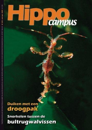 Hippocampus nr. 223 (maart/april 2009) - volledige uitgave