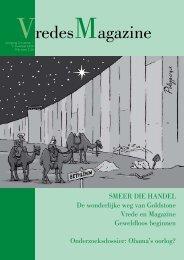 VredesMagazine jrg. 3, nr. 1 - VD Amok
