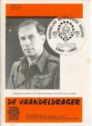 Luit.gen. der cavalerie bd CF Pahud de Mortanges (1896-1971), 22 ...