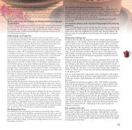 Tonkannen Clay teapots - Mount Everest Tea Company GmbH