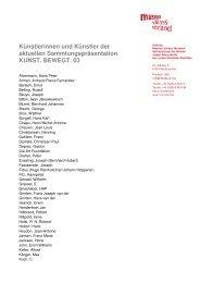 Künstlerliste (PDF)
