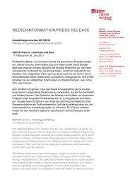 Ausstellungsvorschau 2013/2014 (PDF) - Museum Schloss Moyland