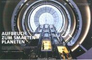 IBM/Smarter Planet - m+p gruppe