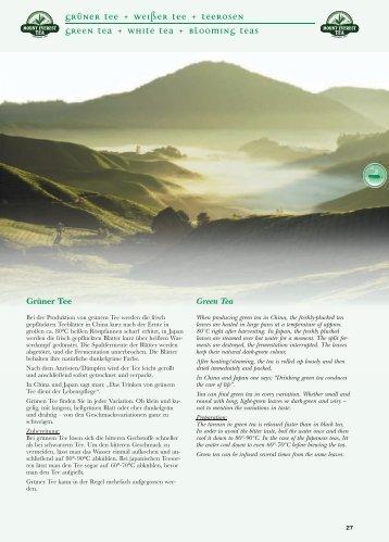 grüner tee + Weißer Tee + Teerosen - Mount Everest Tea Company ...
