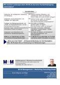Mit welchen Leistungen kann M+M Sie bei einer Kundenbefragung ... - Seite 4