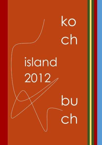 Kochbuch Island - Max-Planck-Gymnasium