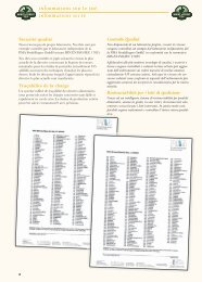 Informations sur le Thé Informazioni sui Tè - Mount Everest Tea ...