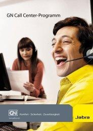 GN Call Center-Programm - MR Compact GmbH