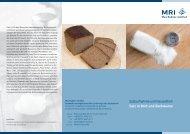MRI-Flyer-Salz Brot IGW13 web - Max Rubner-Institut - Bund.de