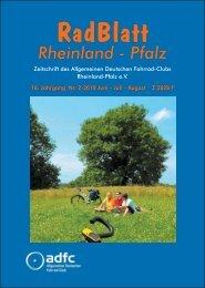 Überregionales - ADFC Rheinland-Pfalz
