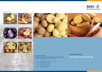 MRI-Flyer-Kartoffel-ZLF12 2 web - Max Rubner-Institut - Bund.de