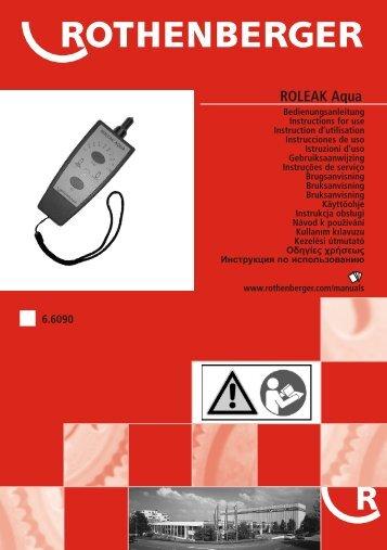 BA ROLEAK Aqua Anfang+Ende - nexMart