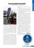 Frei Durchfahrt für Radler – Änderung der STVO - beim ADFC - Seite 5