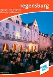 Broschüre Tagungen und kongresse (7MB) - ADFC Regensburg