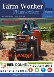 Van Loveren Van Loveren - agripromo.co.za